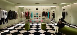 Prada opens its first store in Saint Petersburg