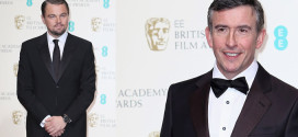Giorgio Armani dresses winners & Attendees at the BAFTA 2014