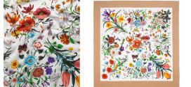 Gucci Celebrates 50 Years in Japan with special Flora collection
