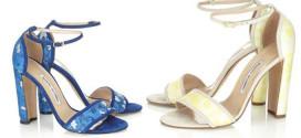 Manolo Blahnik shoes for Alexander Lewis