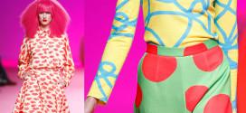 Agatha Ruiz de la Prada: prints are the inspiring force