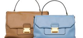 The Miu Miu SS 2014 adv Bag makes its debut in stores