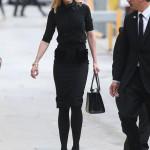 Nicole Kidman carries Ferragamo handbag