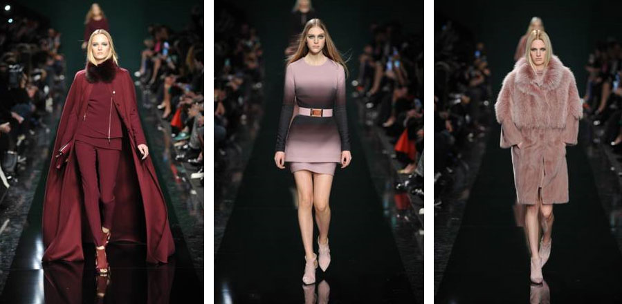The Autumn-Winter 2014/2015 ELIE SAAB collection