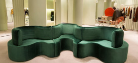 Prada – Via Monte Napoleone 8 -International Furniture Fair