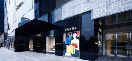 Prada opens its second store in Xian, China
