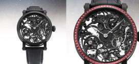 GRIEB & BENZINGER : two new bespoke platinum creations