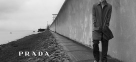 James McAvoy for the Prada menswear fall/winter campaign