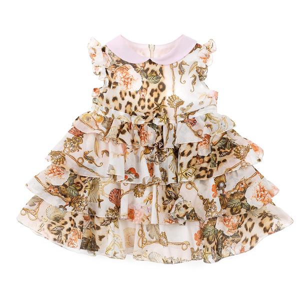 Roberto Cavalli spring/summer 2015 collection for children