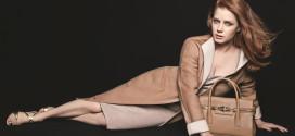 Amy Adams stars in the Max Mara accessories autumn/winter 2014/15 campaign