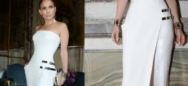 Jennifer Lopez in Versace – Atelier Versace Couture Show