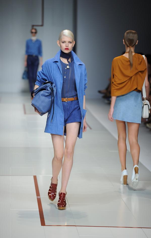 Trussardi Spring/Summer 2015 collection