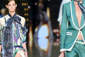 'FREEDOM AND LOVE': Just Cavalli Spring / Summer 2015 Collection
