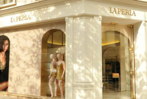 Lingerie as a second skin: La Perla opens its second Boutique in Paris