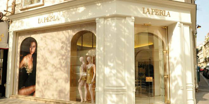 La Perla opens its second Boutique in Paris