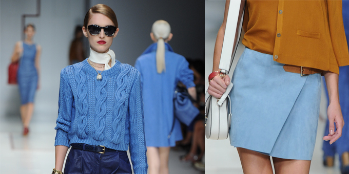 Trussardi Spring/Summer 2015 collection