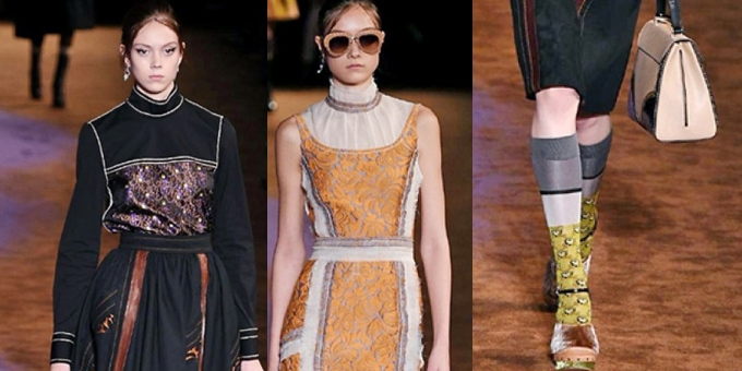 Prada Women's Spring/Summer 2015