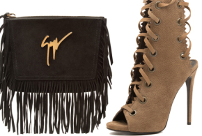 Giuseppe Zanotti Design ss2015:  Footwear, bags, jewelry and clothing