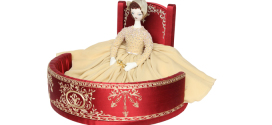 Georges Hobeika doll's for UNICEF's 'Frimousses de Créateurs'