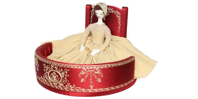 Georges Hobeika doll's