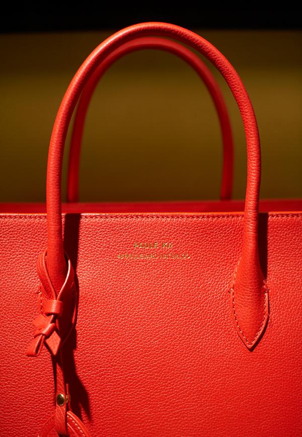 The iconic PAULE KA TRAPEZE bag iThe iconic PAULE KA TRAPEZE bag i