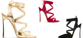 Shoes: CASADEI launches Mini Blade Capsule collection