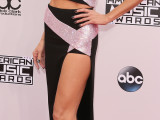 Heidi Klum in Versace - 2014 AMAs