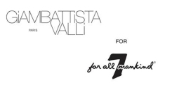 7 For All Mankind x Giambattista Valli