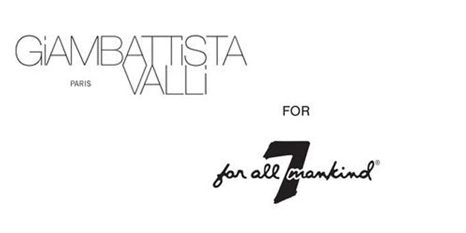 7 For All Mankind x Giambattista Valli