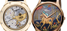 Chopard once again honours Asian traditions with L.U.C XP Urushi  'Year of the Goat'