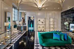 Aquazzurra opens first flgship store in Palazzo Corsini in Florence, Italy