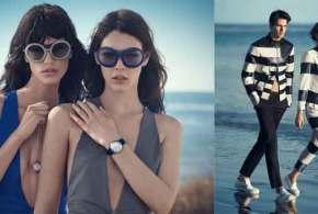 Emporio Armani spring/summer 2015 ADV campaign