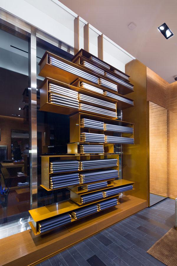 Ermenegildo Zegna store Miami-Design District