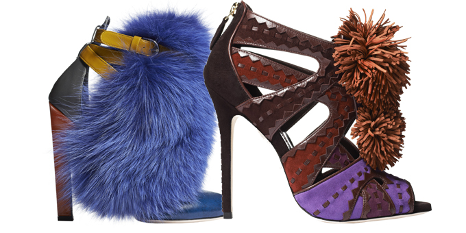 Shoes  Collection: Bryan Atwood – fall winter 2015/16