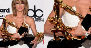 Taylor Swift glows with Carrera y Carrera's Tiger ring