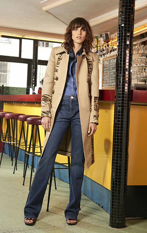 Sonia by Sonia Rykiel Pre-Collection for Spring Summer 2016