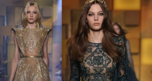 ELIE SAAB Haute Couture Autumn-Winter 2015/2016 Show