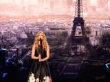 American Music Awards ceremony : Elie Saab dresses Celine Dion