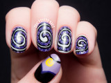 The Disney Diva – Ursula Nail Art
