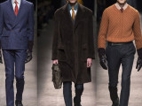 The Canali FW 2016/17 fashion show
