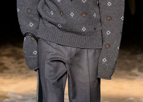Ermenegildo Zegna Couture Fall Winter 2016/17,