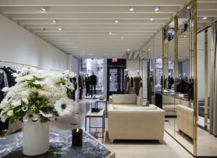 Balmain Opens its New York Flagship