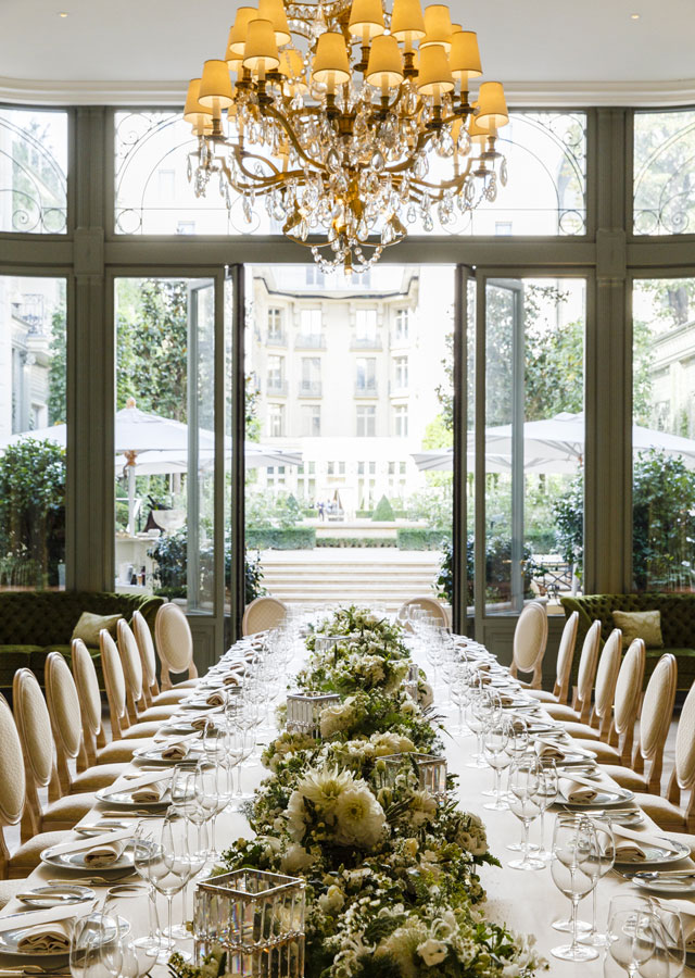 ATELIER SWAROVSKI HOSTS EXCLUSIVE LUNCHEON AT THE RITZ