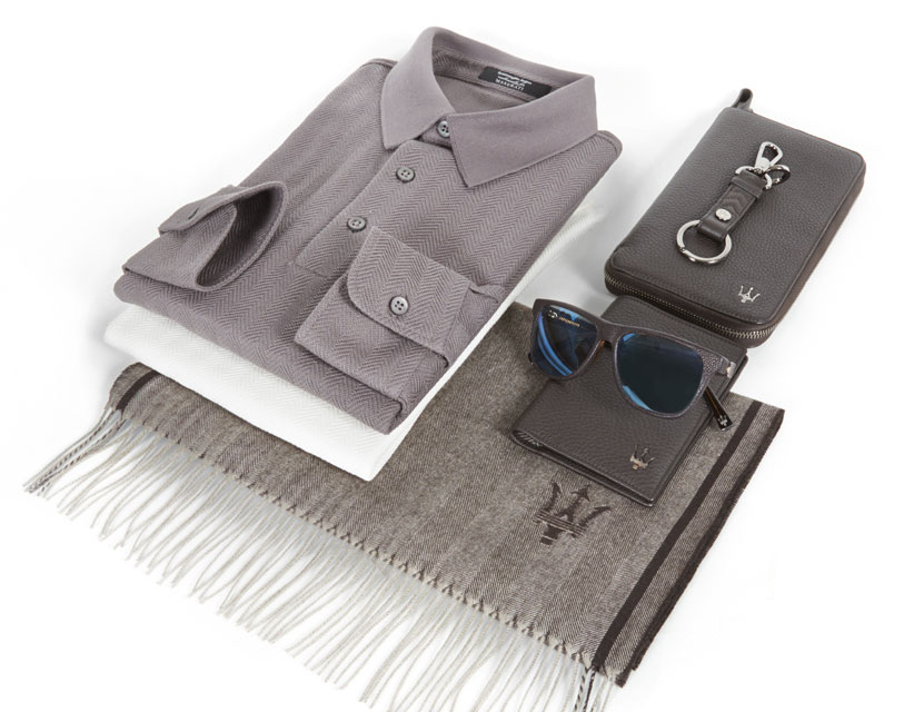 """Ermenegildo Zegna Exclusively for Maserati"""