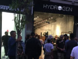 Hydrogen opens first New York Flagship