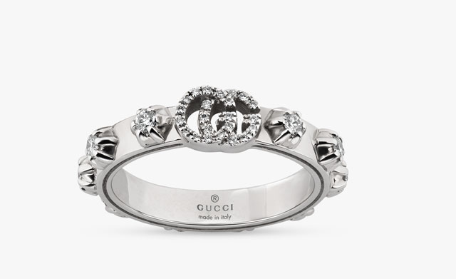 New GG Running fine jewelry - Gucci
