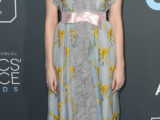 Gucci: Lucy Boynton in Fashion world