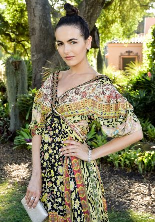 Camilla Belle Wears NIWAKA Jewelry