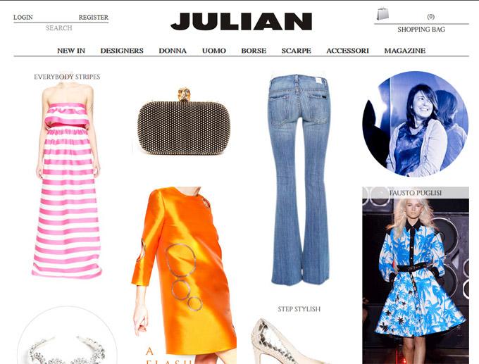 Julian Fashion online