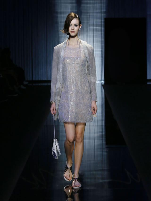 #Charmani, Giorgio Armani womenswear - ss 2017